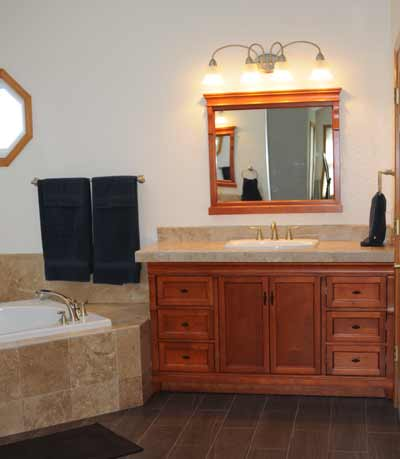 Remodeling bathrooms for resale sell your house faster for Fast bathroom remodel