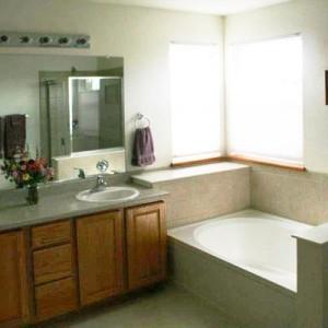 Before Bathroom Remodel in Aurora CO