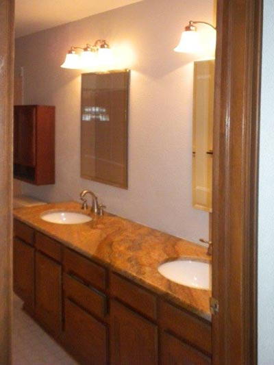 b retile shower bath - Bathroom Remodel Denver