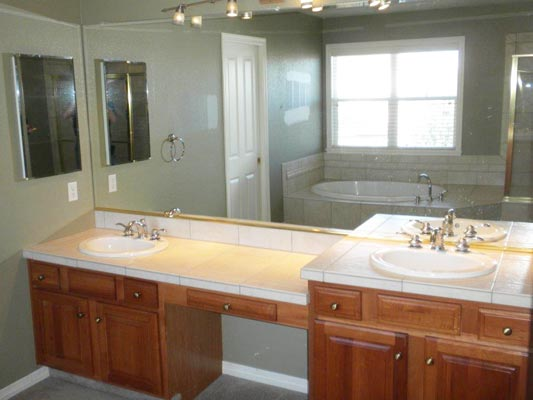 B master bathroom remodel all about bathrooms for Master bath remodel 2016
