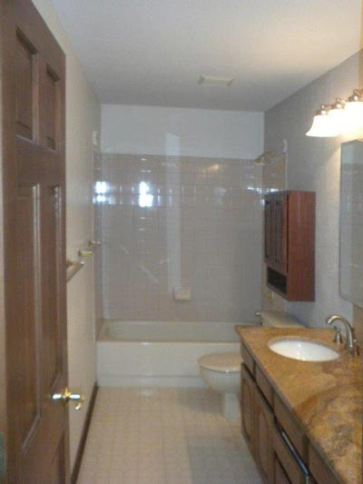 b retile shower bath d denver bathroom remodel