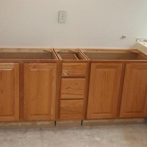 During Bathroom Remodel Keep Cabinets