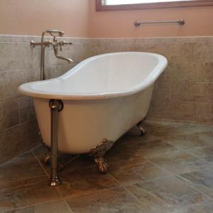 Beautiful Soaking Tub