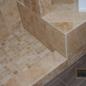 Beautiful Tile Work - Shower & Bathtub Surround
