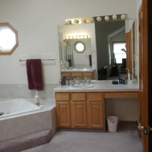 Before Bathroom Remodel Contractor