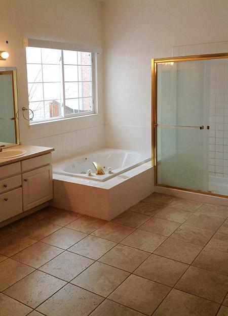 Before Denver Bathroom Remodel All About Bathrooms