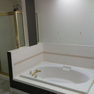 Bath Remodel (Parker, CO) : Before
