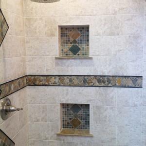 Detailed Tile Master Shower