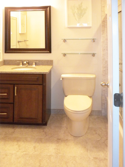Guest Bath Remodel Parker Co All About Bathrooms