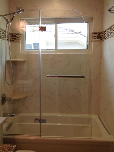 Guest bathroom remodel parker co all about bathrooms - Bathroom remodel contractors denver ...
