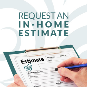 Request your free in-home estimate from All About Bathrooms, Inc.