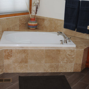 Master Bath Remodel - Bathtub