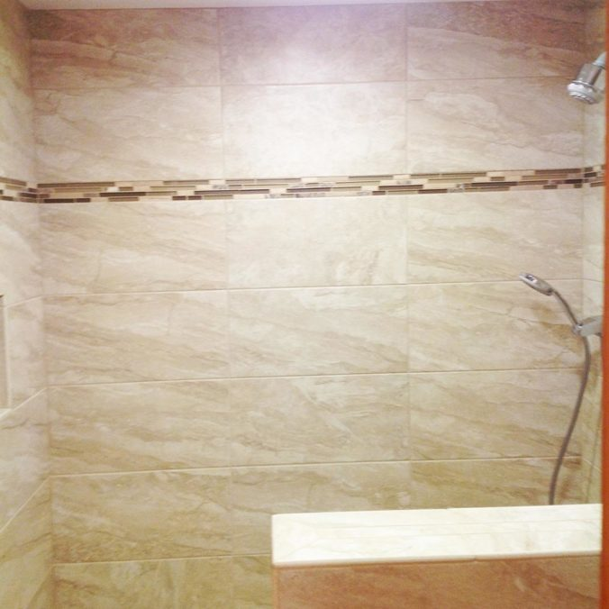 Master Bathroom Remodelers Denver Renovation Walk In Shower Parker Toilet Separation