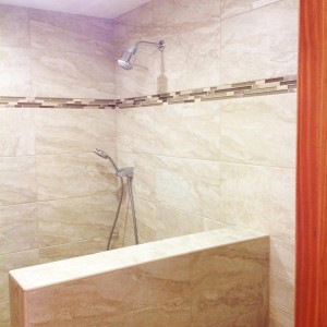 Faucets in your shower can reflect your personal taste. Just call All About Bathrooms, Colorado, to see your many options.