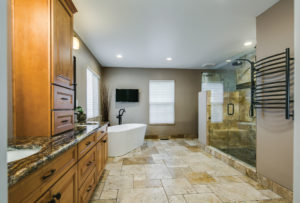Master Bath Remodel in Parker, CO by All About Bathrooms