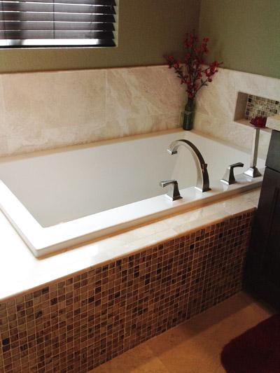 Luxury Soaking Tub Bathroom Remodel All About Bathrooms