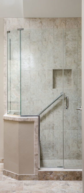 Handrails In The Shower