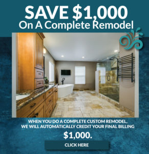 All About Bathrooms, $1,000 Discount on Complete Remodel