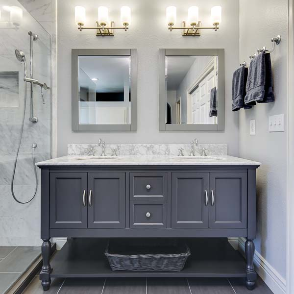 Silver Court Master Bath Remodel (Highlands Ranch, CO)