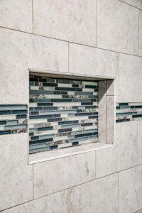 Master bathroom shower remodel - tilework