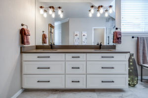 Hinsdale Place Master Bath Remodel (Aurora, CO)